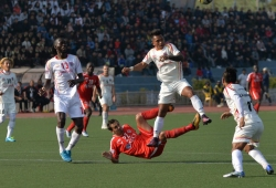 Aizawl split points with East Bengal