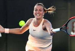 Kvitova withdraws from Dubai