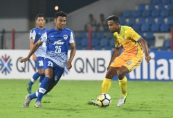 AFC Cup: Set up by Daniel, Daniel seals win for BFC vs Abahani