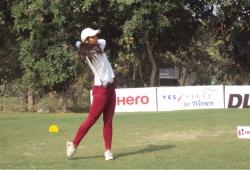 Neha Tripathi shoots historic 10-under 62