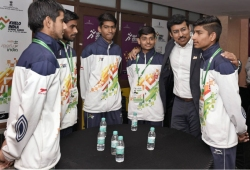 Sports Minister Rathore concerned over SAI facilities