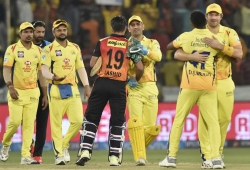 IPL 2018: Chennai prevail in thriller vs SRH