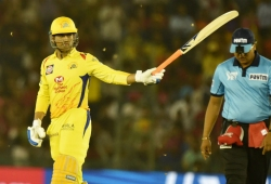 Twitterati hail 'King' MS Dhoni
