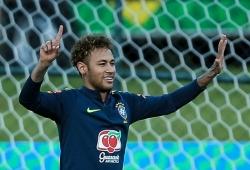 Neymar fitter than Brazil expected