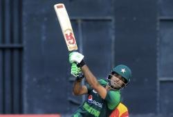Fakhar Zaman slams maiden ODI double ton