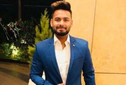 Rishabh Pant in India Test squad