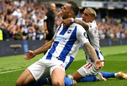 Murray lifts Brighton over United