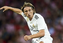 Luka Modric wins FIFA Best award