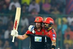 De Villiers lauds captain Virat Kohli
