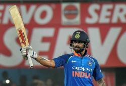 The top five ODI innings of Virat Kohli