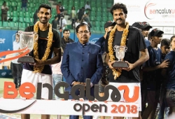 Bengaluru Open: Prajnesh wins title