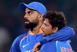 ICC Rankings: Kuldeep, Dhawan, Hafeez go up on ladder