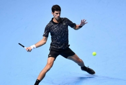 ATP Finals: Djokovic marches into final