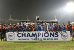 Virat pleased, Pant ecstatic as India complete series sweep