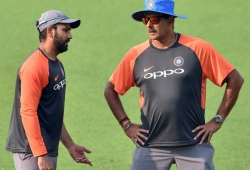 Hell with nets, take rest guys: Ravi Shastri tells team