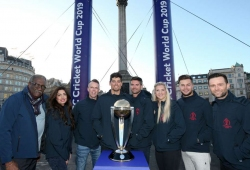Cricket World Cup: 100 days to go