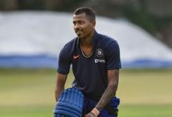 Hardik Pandya begins rehabilitation at NCA