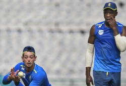 SA players returned from India negative for COVID-19