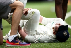 'Time away from cricket was a difficult'