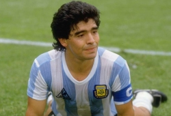 Maradona dies: His amazing 1986