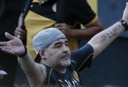 Football legend Diego Maradona is dead