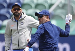 India v England: Kohli equals Dhoni mark
