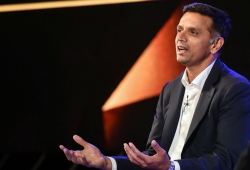 Dravid to coach Indian team in SL?