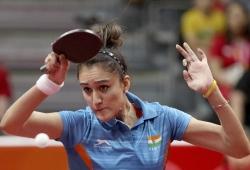 Olympics: Manika, TTFI at loggerheads