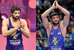 Wrestlers Ravi, Deepak reach semifinal