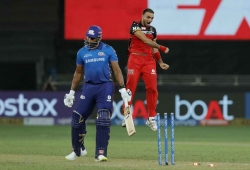 Harshal Patel, hat-trick hero for RCB