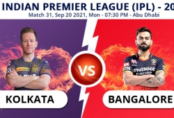 IPL 2021, KKR vs RCB Match 31 Highlights