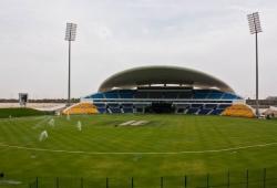 IPL 2021: Sheikh Zayed Stadium --- Pitch, Weather info, Records
