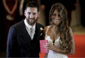 Messi, Antonella expecting third child