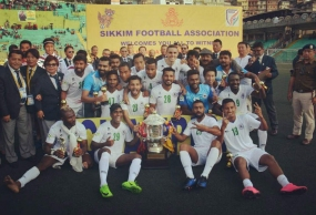 Mohun Bagan lift Governor's Gold Cup