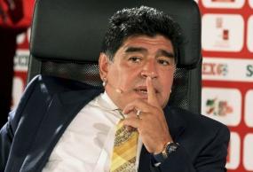 Maradona wants Argentina job