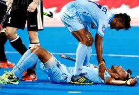 India clinch bronze at HWL Final