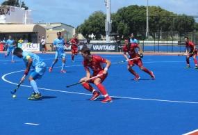 Belgium edge past India in tense final