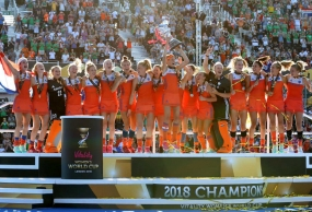 Dutch women win record eighth World Cup
