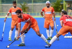 Indian men's hockey team jumps one spot to 5th in FIH rankings
