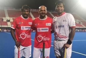 Bhubaneswar inaugurates new look Stadium