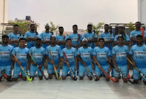 Hockey India names 18-member team
