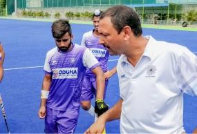HWC: India coach Harendra irks FIH