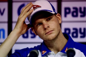 Steve Smith faces challenging phase: Clarke