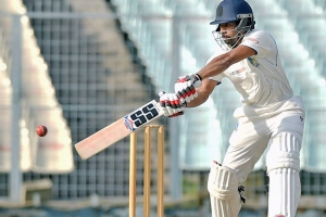 Wriddhiman Saha: 'No 6 slot is flexible'