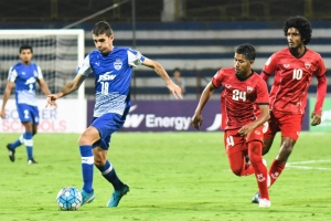 Dovale turns up with a 'trick as BFC storm into AFC Cup group stages