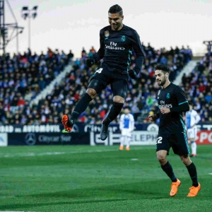 La Liga: Real Madrid defeat Leganes with ease