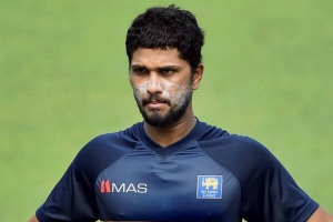 ICC hands one-Test ban to Dinesh Chandimal for ball tampering