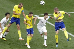 FIFA WC 2018 Highlights: Sweden edge South Korea