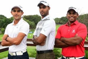 Asian Games 2018: Jakarta bound golfers confident of good show