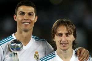 Modric: CR7, Messi from other world
